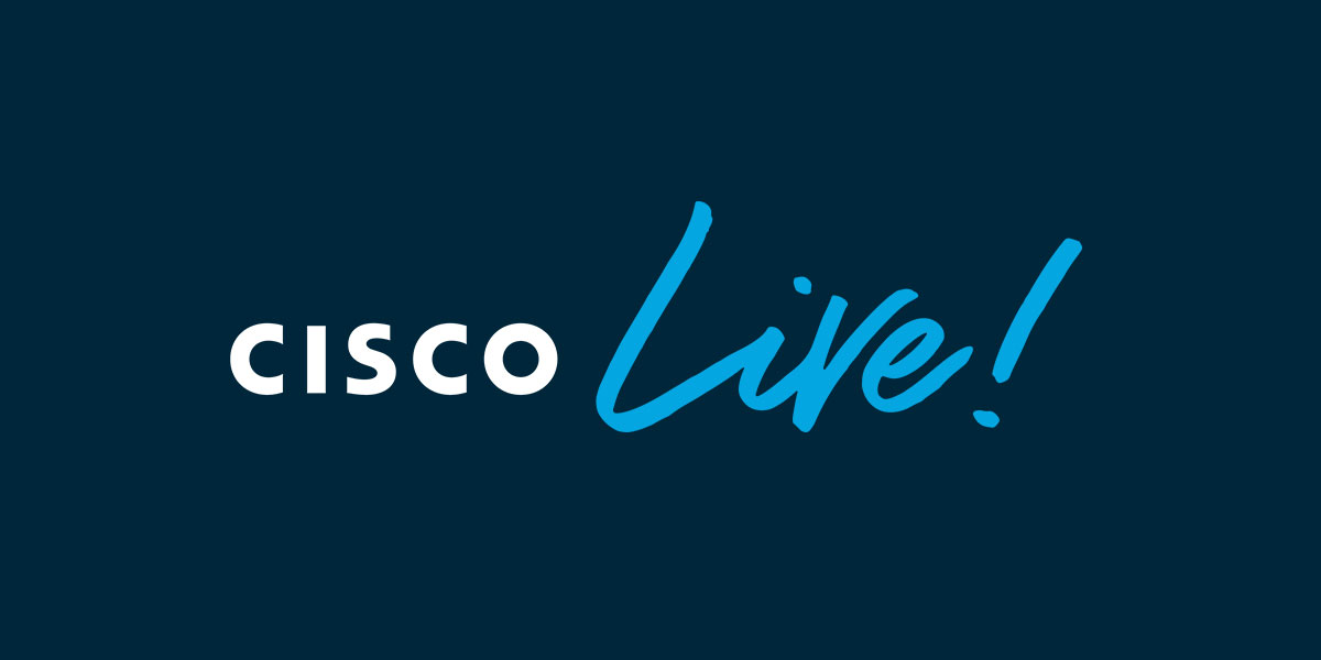 Cisco Live 2020 digital event