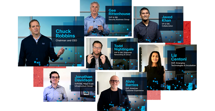 Cisco Live 2020 - Digital Event Sessions On Demand