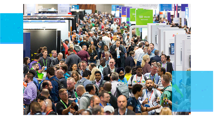 Become a Sponsor at Cisco Live