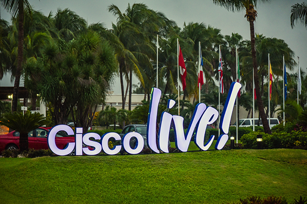 What is cisco Live?