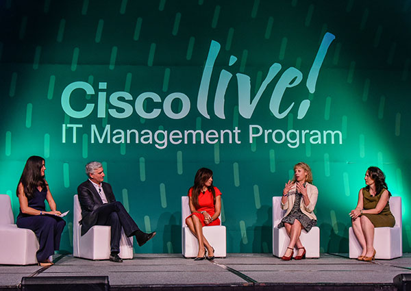 IT Management Program panel