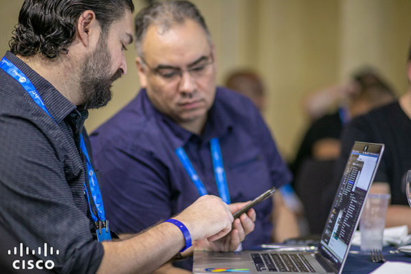 Technical education at Cisco Live